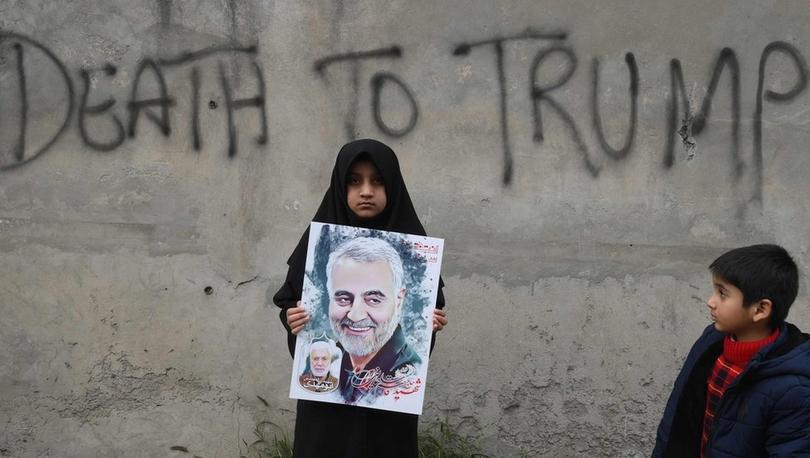 İranlı milletvekili 'Trump'ı öldürene 3 milyon dolar nakit ödeyeceğiz' dedi