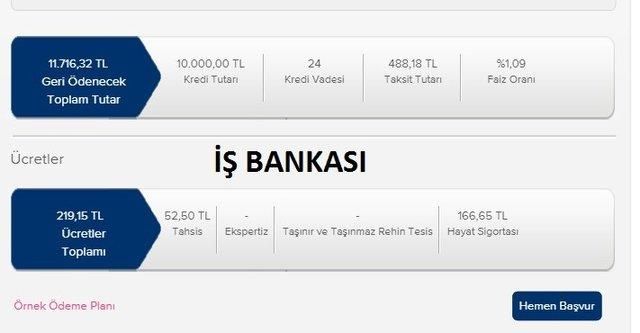 kredi faiz oranları düşecek mi 2020! Ziraat, Vakıfbank, Halkbankası faiz oranları ne kadar? Banka banka faiz oranları