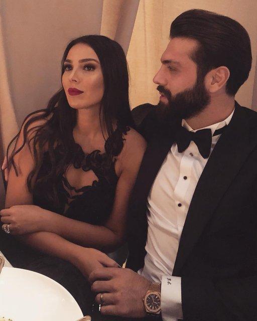 Göksenin Köksal-Simay Karaman çiftinden müjdeli haber - Magazin haberleri