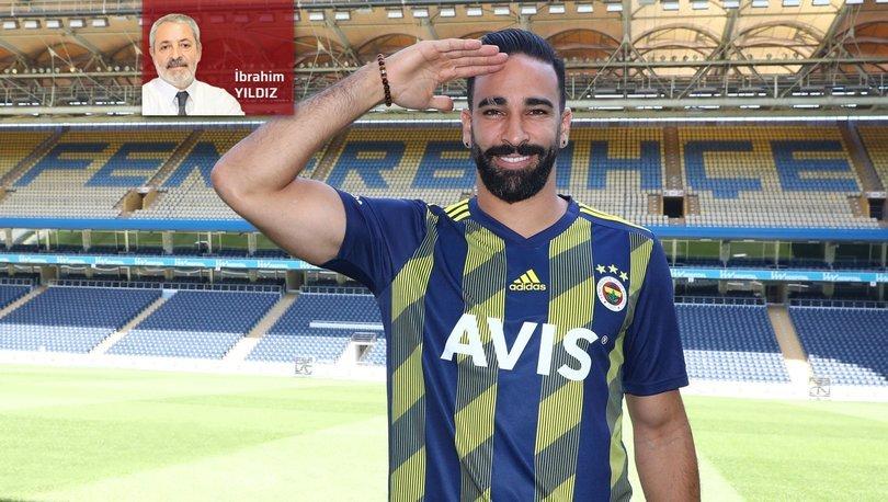 İbrahim Yıldız: Adil Rami ilk kez 'Ben oynarım' dedi!