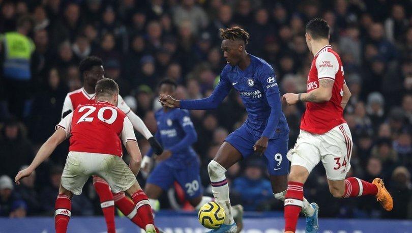 Chelsea: 2 - Arsenal: 2 | MAÇ SONUCU