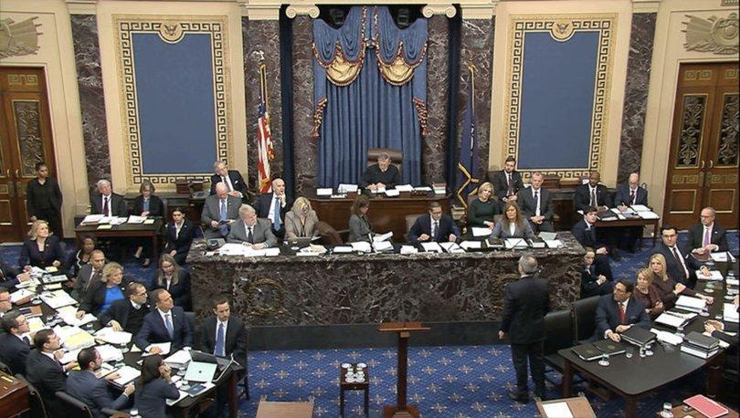 Senatodan Demokratların Beyaz Saray'dan belge talebine ret