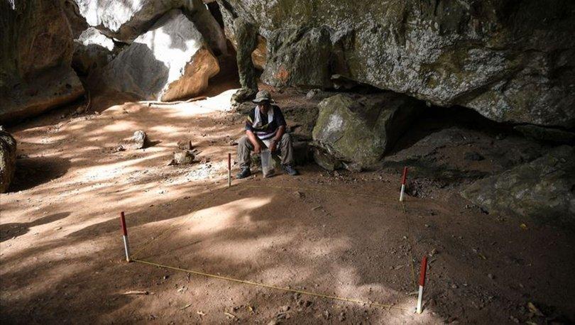 Malezya'da 17 bin yıllık eşyalar bulundu