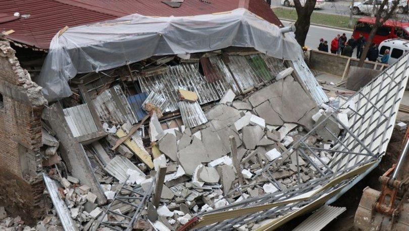 Rüyada depremde sallanmak görmek nedir? Rüyada deprem olup binanın yıkılması, sarsılması nedir?