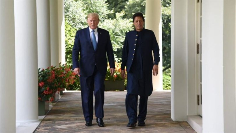 Trump: Keşmir'deki durumu çok yakından izliyoruz