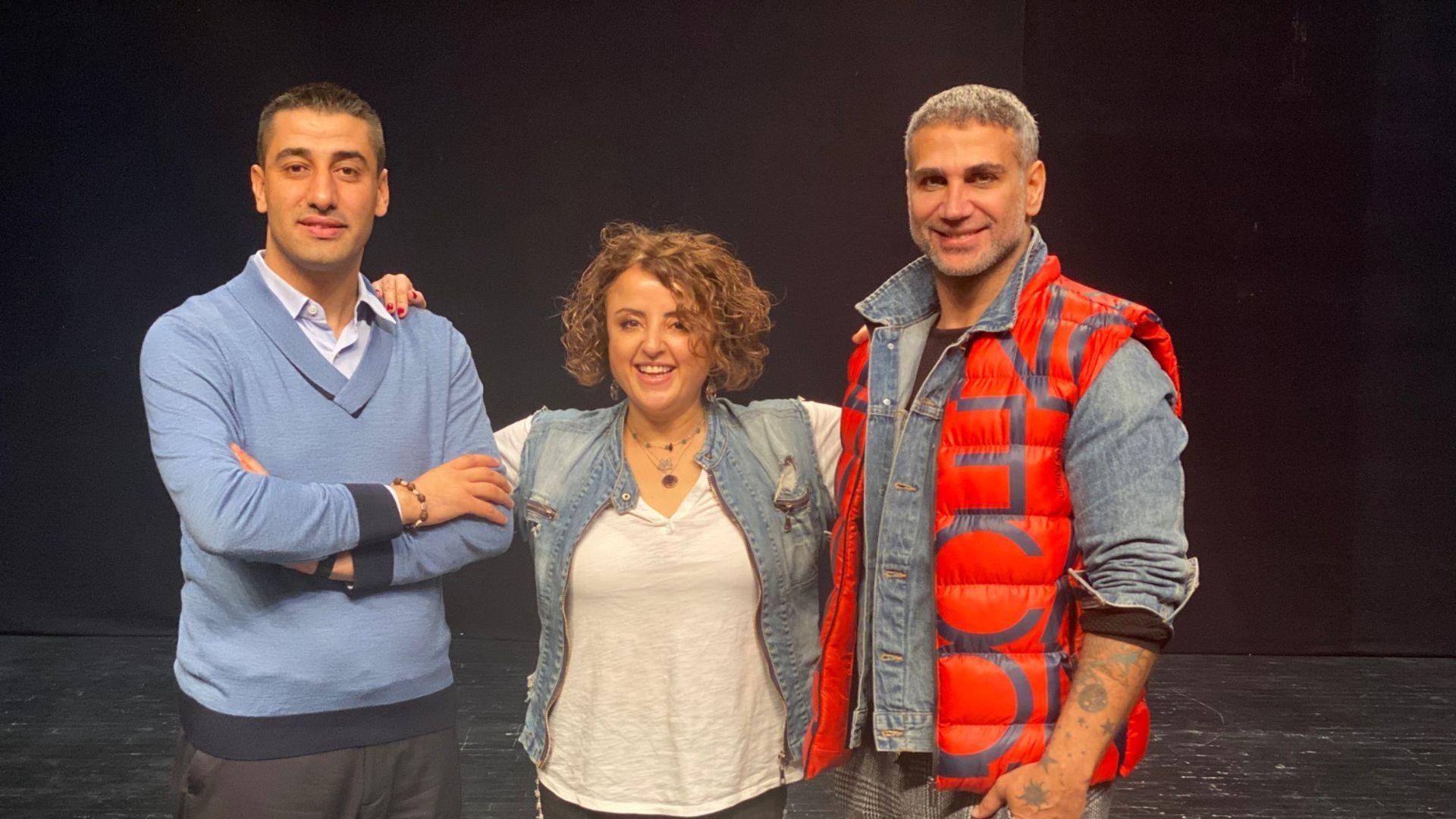 Türk tiyatro tarihinde bir ilk