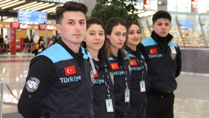Son dakika haberi... 'Turkey' tartışılmıştı! İşte pasaport polislerinin yeni turkuaz kıyafeti