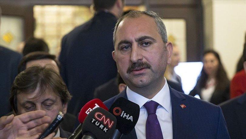 SON DAKİKA! Adalet Bakanı Abdulhamit Gül'den Metin İyidil yorumu