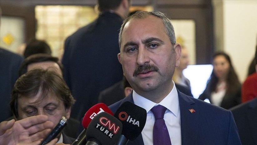 Adalet Bakanı'ndan Metin İyidil yorumu