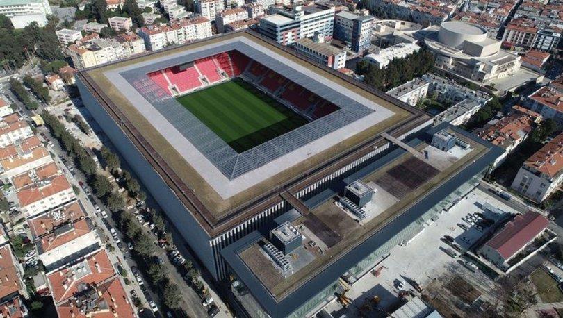 Göztepe evine dönüyor, yeni stadyum kapılarını açıyor