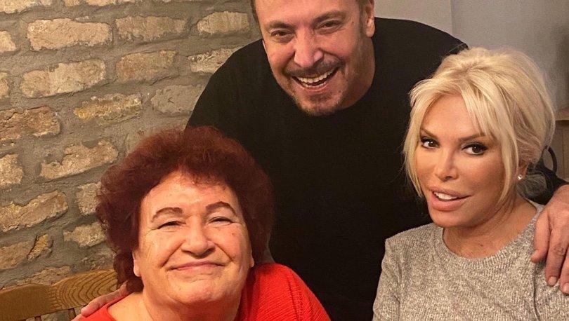 Cenk Eren, Ajda Pekkan ve Selda Bağcan bir araya geldi - Magazin haberleri