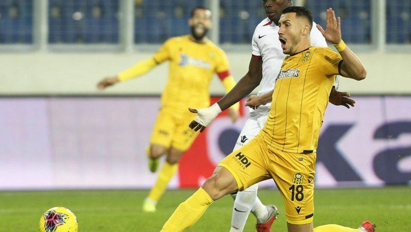 Adis Jahovic Antalyaspor'a