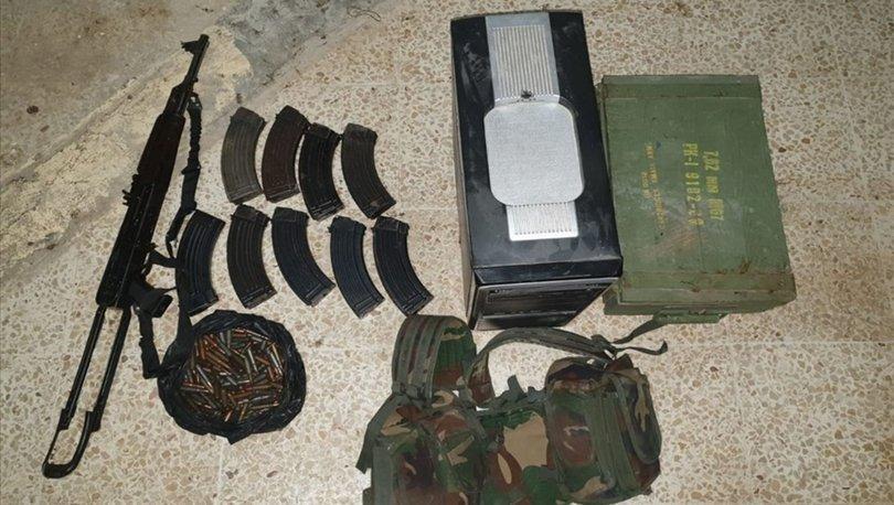 Tel Abyad'da 4 terörist yakalandı!