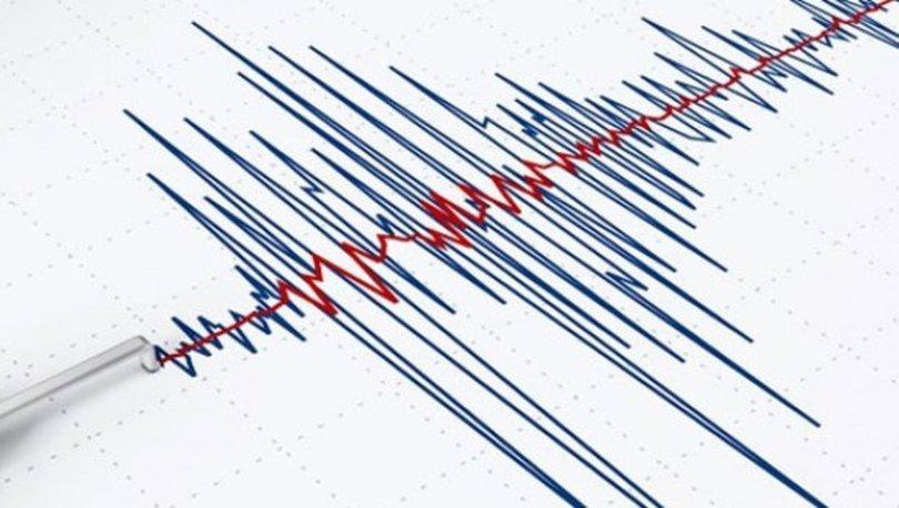 Manisa'da art arda korkutan depremler!