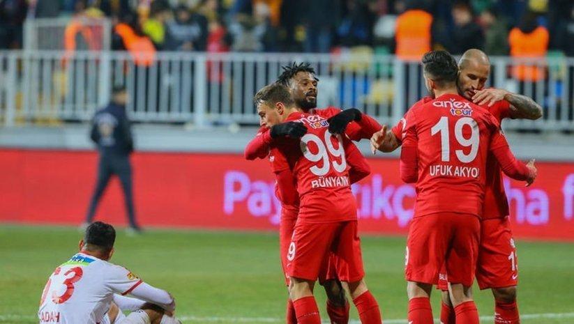 Antalyaspor çeyrek finalde!