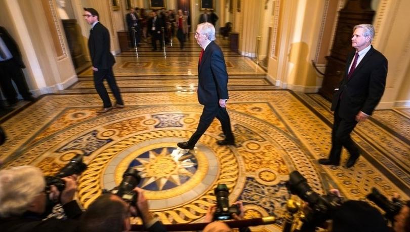 Trump'ın azil davası başladı: Demokratların yeni delil sunulması talepleri reddedildi