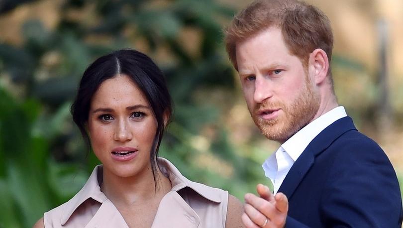Meghan Markle ve Prens Harry, paparazzilerin izinsiz çektiği fotoğraflara tepkili: 'Yasal yollara başvurmak zorunda kalırız'