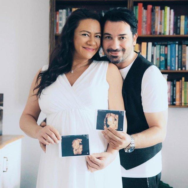 Ezgi Sertel anne oldu - Magazin haberleri