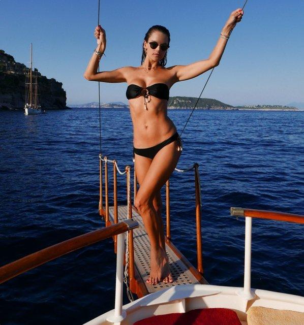 Dünyaca ünlü model Alessandra Ambrosio, Türkiye'ye geliyor - Magazin haberleri
