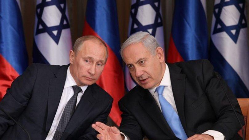 İsrail'den Rusya'ya mülkiyet devri