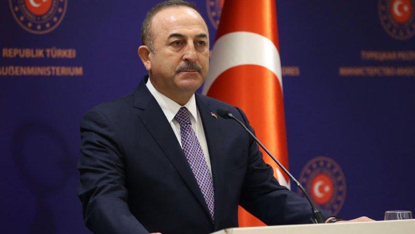 Dışişleri Bakanı Mevlüt Çavuşoğlu, Alman medyasına konuştu