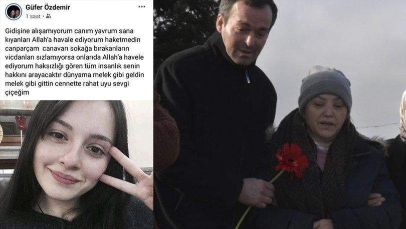 Son dakika haberleri... Türkiye'yi yasa boğan Ceren'in annesi yürek dağladı: Gidişine alışamıyorum