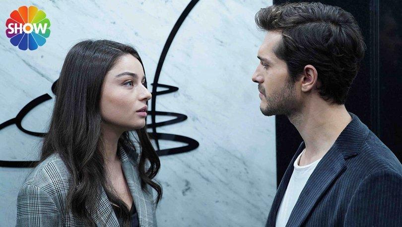 Show TV'nin yeni dizisi Zemheri'de beklenmedik gelişmeler yaşandı