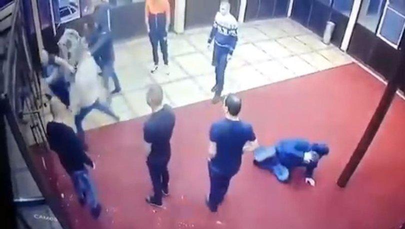 SON DAKİKA ÖLDÜREN YUMRUK! Rusya'da yaşandı! Kameraya yansıdı! Öldüren yumruk!