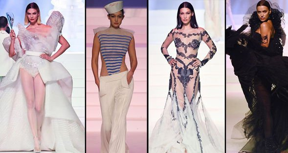 50. yılda moda rüzgarı...