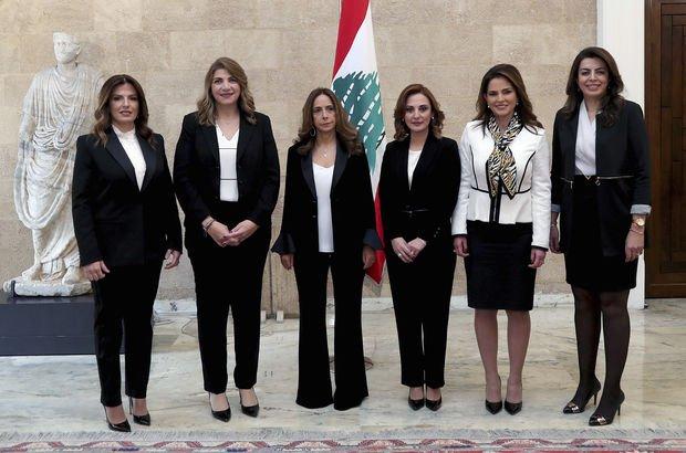 Lübnan'da ilk kez bir kadın Savunma Bakanı oldu