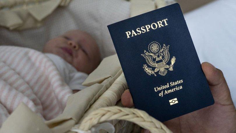 ABD doğum turizmine darbe vurmaya hazırlanıyor