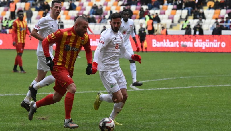 Yeni Malatyaspor: 2 - Sivasspor: 1