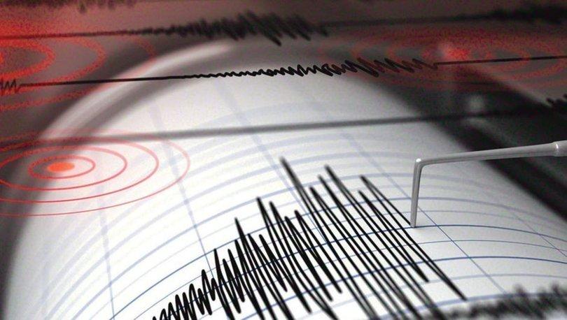 Son dakika deprem: Sivas'ta 3.7 büyüklüğünde deprem