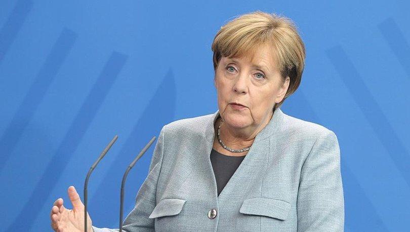 Almanya Başbakanı Merkel'den Libya açıklaması