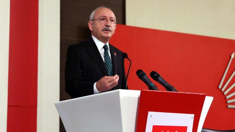 CHP lideri Kemal Kılıçdaroğlu'ndan Bilim ve Sanat Vakfı açıklaması