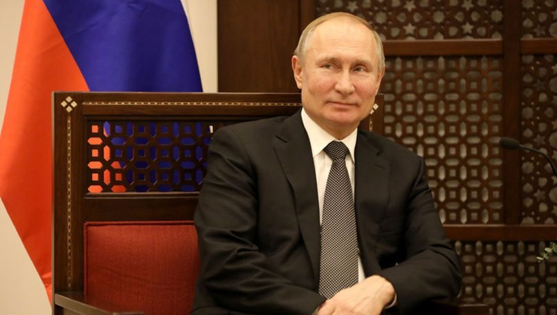 Rusya Devlet Başkanı Putin'den 'İsrail-Filistin' anlaşmazlığı açıklaması: Hazırız!