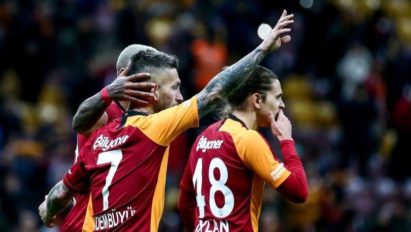 CANLI YAYIN! Galatasaray - Çaykur Rizespor maçı canlı yayın! Galatasaray Rizespor maçı kaç kaç?