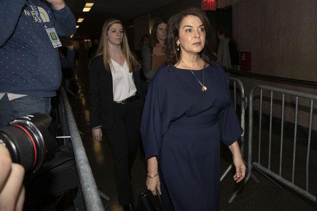 Annabella Sciorra: Harvey Weinstein bana tecavüz etti - Magazin haberleri