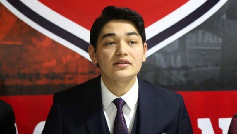 Kastamonuspor'un başkanlığına 21 yaşındaki Aygün seçildi