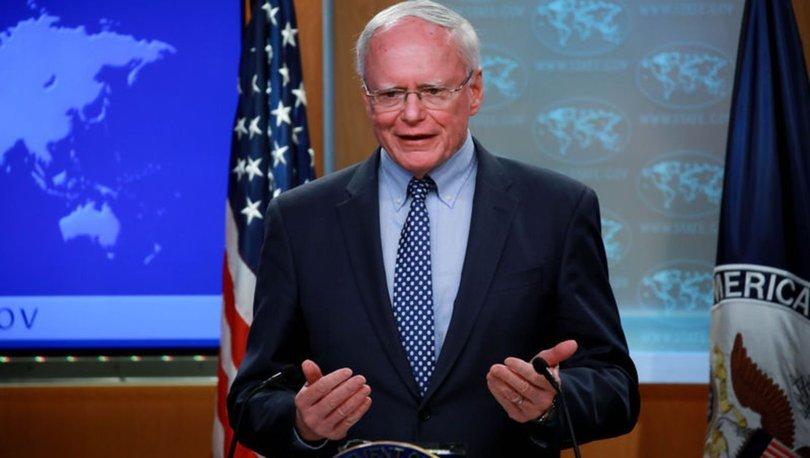 ABD Özel Temsilcisi Jeffrey'den Irak'tan çekilme açıklaması