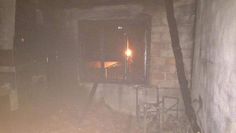 Aydın'da feci ölüm! Evinde yanarak can verdi
