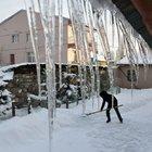 2 bölgede kar, Akdeniz'de fırtına!