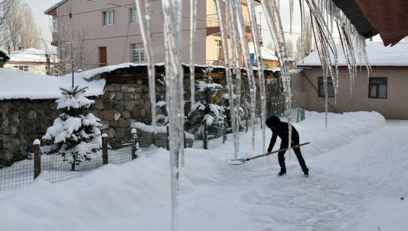 DONACAĞIZ! Meteoroloji'den son dakika uyarısı! Karadeniz ve doğuda kar var - Haberler