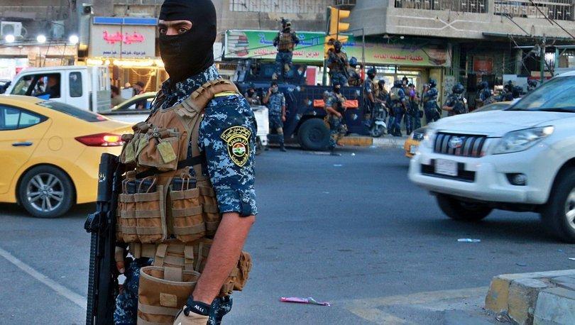 Bağdat'ta yüz binlerce kişi ABD'ye karşı sokakta!