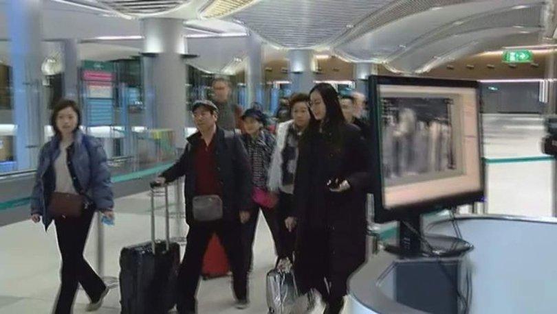 SON DAKİKA CORONO ÖLÜMLERİ ARTIYOR! İstanbul Havalimanı'nda termal kontrol!