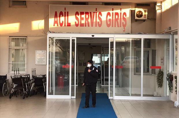 Çinli kadın için hastanede yoğun tedbir!