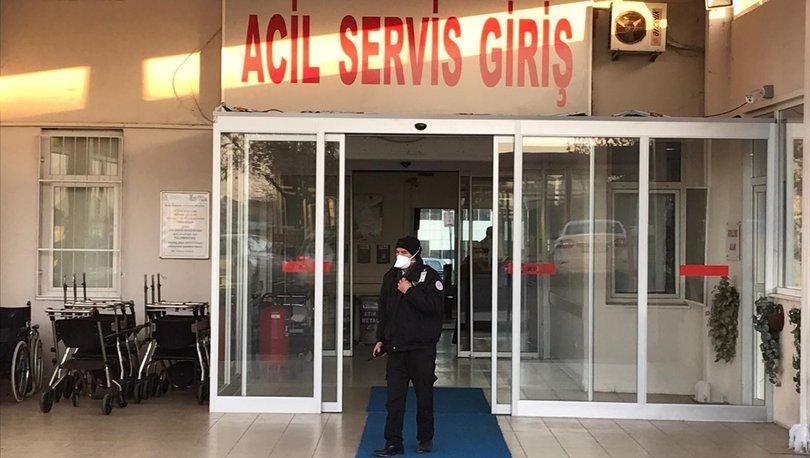 HABERLER! Çinli kadın turist için Süreyyapaşa Hastanesinde yoğun tedbir!