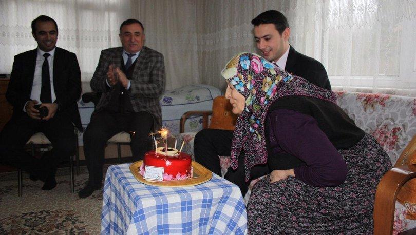 sakarya ilk kez doğum günü kutladı