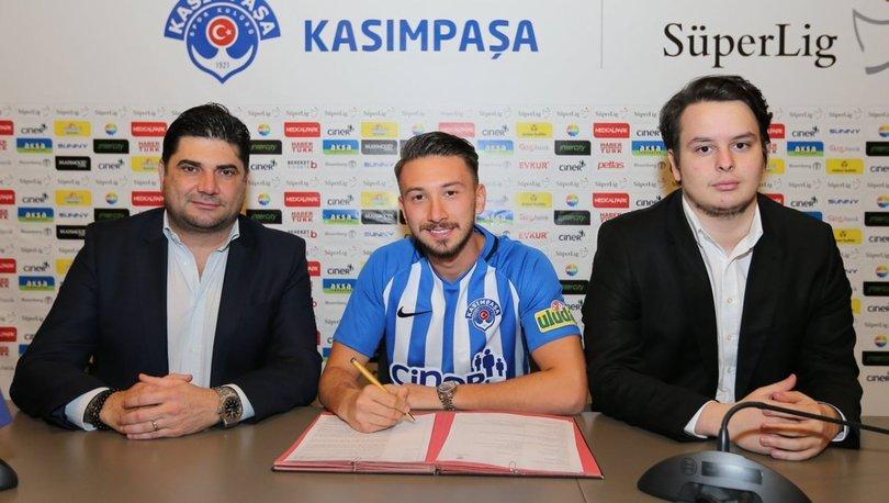 Kasımpaşa, Anıl Koç ve Oussama Haddadi'yi transfer etti
