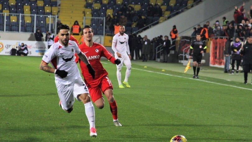 Gençlerbirliği: 1 - Gaziantep FK: 0 | MAÇ SONUCU